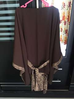Set kalong list batik