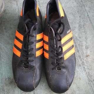 Adidas Sabre Boys Sz 5 ⚽️ Soccer Boots