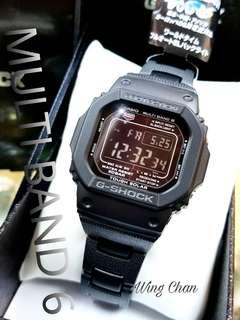 Casio Gshock CASIO G-SHOCK WATCH GW-M5610BC-1 GW-M5610BC GW-M5610