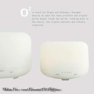 Essential Oil Diffuser/Aroma Diffuser - 120ml (Gift/Present!!!)
