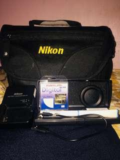 Dslr camera D3100