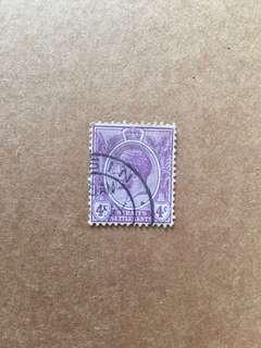 Straits Settlement Stamp
