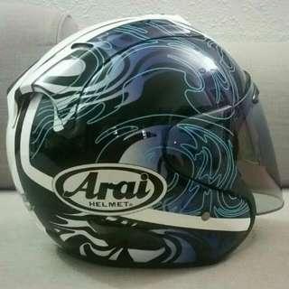 Arai ram3 Riptide blue *authentic*