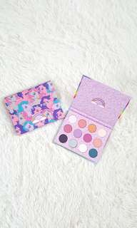 INSTOCK Colourpop My Little Pony Palette