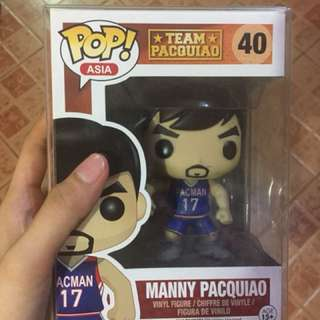 Manny Pacquiao funko pop