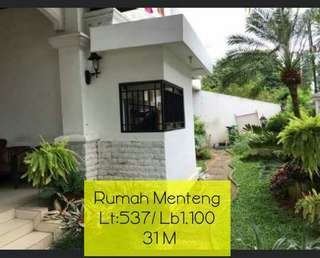 Menteng House for sale