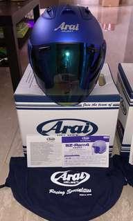 ARAI RAM 4 (matte blue)