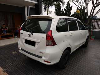 Avanza E AT 2014 Full type G Autometik Km30rb
