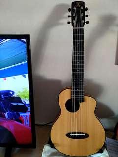 Anuenue Feather bird S10 guitar