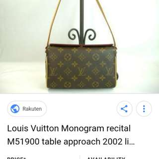 Louis Vuitton LV Omotesando 2002
