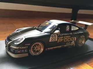 Porsche 911 GT3 Cup 1:18 Model