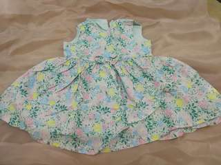 H&M dress for 6 to 1 yrs old