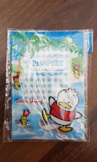 Sanrio Ahiru No Pekkle Passport Holder