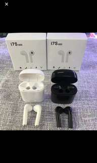 i7 TWS 無線耳機 + 充電器 (Wireless Earphone)