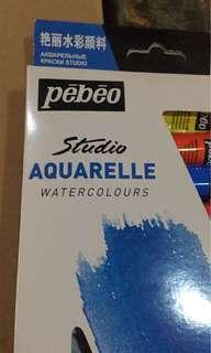 Pebeo Studio Aquarelle Watercolors