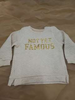 H&M Sweater 6 mths to 1 yrs old