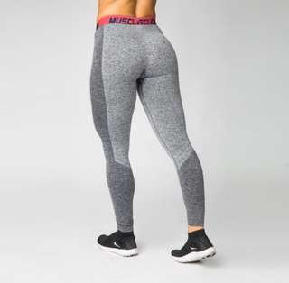 Muscle Nation Luxe Seamless Leggings