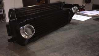 BMW 1 Series F20 / 2 Series F22 / 3 Series F30 / 4 Series F32 Bolt on Turbo Intercooler Kit