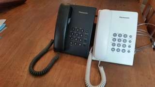 Panasonic corded telephone set