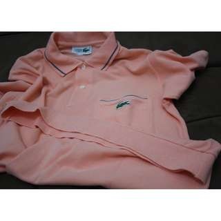 Polo Shirt Lacoste tipped Authentic Unisex