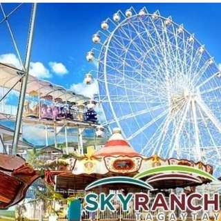 Skyranch Tagaytay - Ride All You Can Ticket