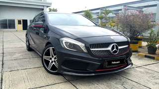 Mercedes Benz A250 AMG Sport 2013