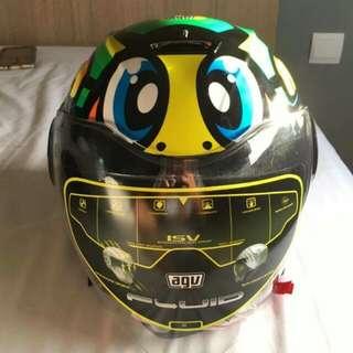 AGV Fluid Tartaruga Original Helmet