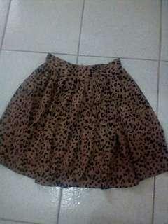 Cute fashion skirt