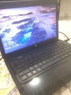 Notebook hp1000 murah