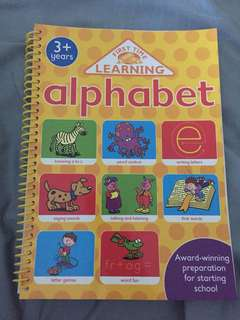 Learning alphabet