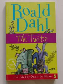 The twist - Roald Dahl