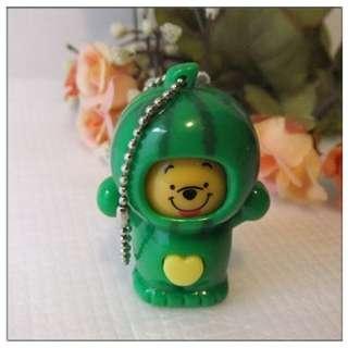 全新 小熊 吊飾 手機吊飾 鑰匙吊飾 包包吊飾 按肚子上黃色愛心 就出現不同表情 隨便賣