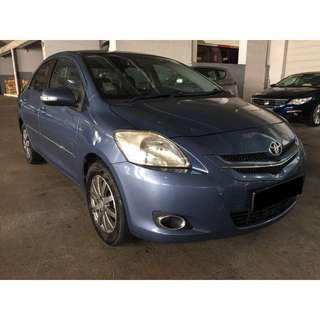 26/05/2018 - 28/05/2018 TOYOTA VIOS MANUAL ONLY $110 (P PLATE WELCOME)