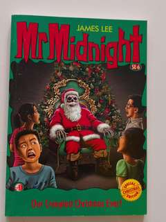Our creepiest Christmas ever - Mr midnight