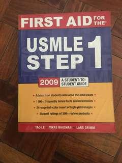 USMLE book 2009