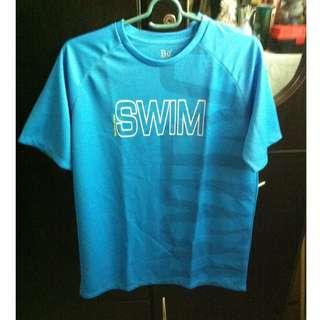 Authentic Bo Athletics SWIM Shirt / SMALL