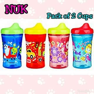 Freepos Nuk Gerber Advance Developmental Cup