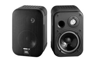 JBL Control 1G Bookshelf Monitor Speakers