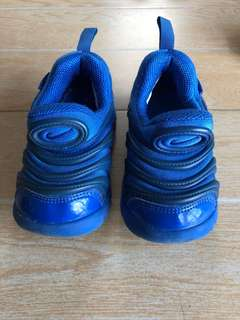 Nike blue dynamo