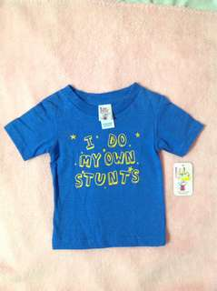 Little teez baby boys tshirt