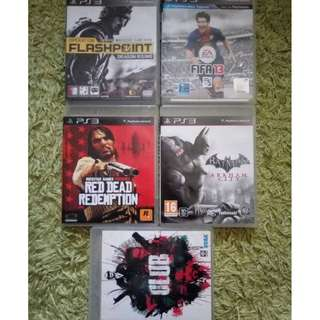 Reduced to Clear - Used PS3 Games