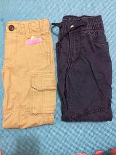 BabyGap cargo pants