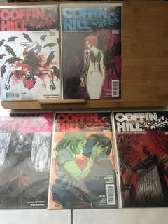 Coffin Hill 1-5