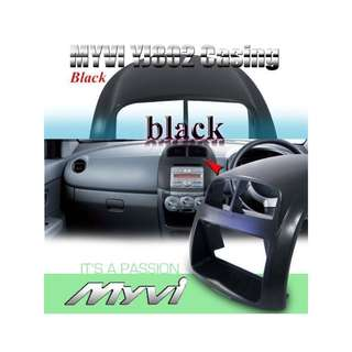 Myvi 2006-2011 Radio Casing Audio Casing