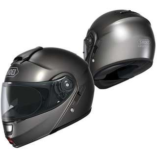 Shoei Neotec Anthracite Metallic