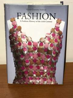 A Fashion History of the 20th Century by Taschen