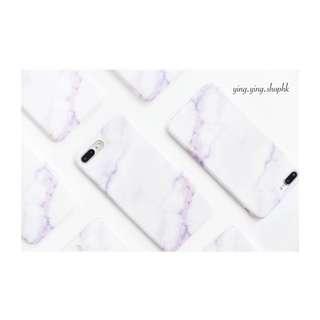✔️ 粉 紫 大 理 石 全 包 軟 殼 ✔️