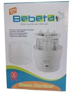 Bebeta electric stream sterilizer