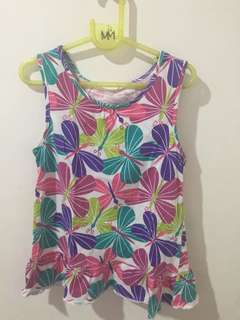 Mother care sleeveless
