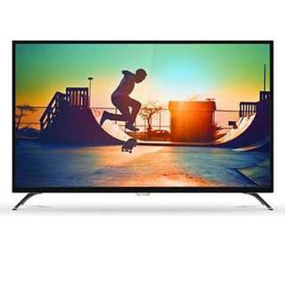 "Philips 50PUT6002 / 50"" 4K Ultra Slim LED SMART TV w/DVB-T/T2 Built In - 1 Year warranty"